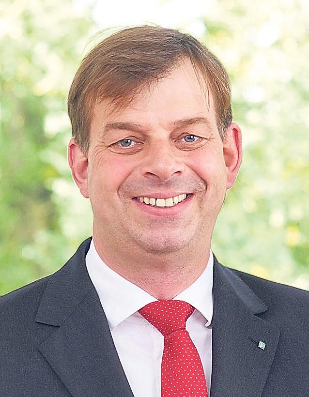 Porträt: Hubertus Paetow, Präsident der Deutschen Landwirtschafts-Gesellschaft (DLG)